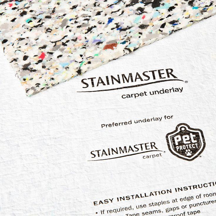 stainmaster in 2020 Stainmaster, Carpet underlay, Wet