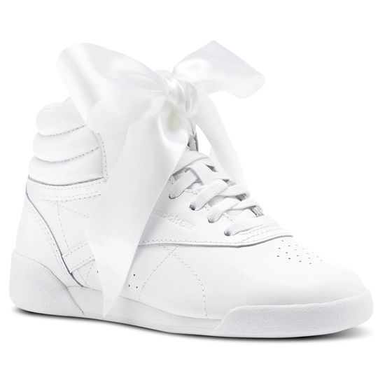 Reebok - Freestyle Hi Satin Bow - Pre-School