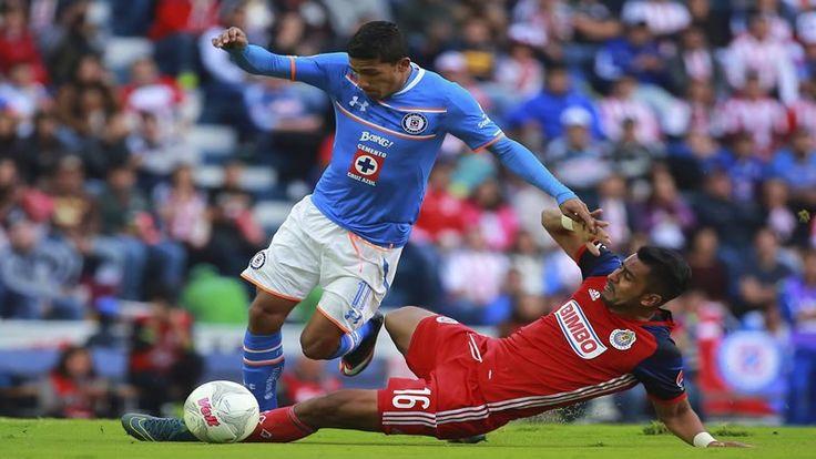 Horario de Chivas vs Cruz Azul y por dónde verlo, J15 del Apertura 2016 - https://webadictos.com/2016/10/28/horario-chivas-vs-cruz-azul-j15-a2016/?utm_source=PN&utm_medium=Pinterest&utm_campaign=PN%2Bposts
