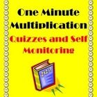 Great and simple Multiplication Quiz sheets for beginning multipliers. There are 12 problems on each sheet (3 copies per page; landscape view).  I ...