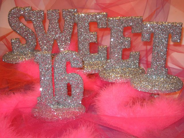 sweet sixteen party ideas  yvonne dowd