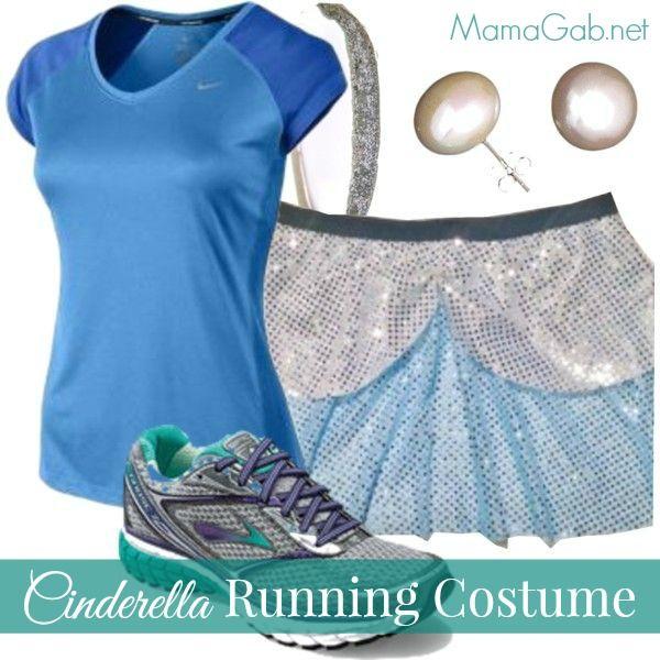 What I'm Wearing – the Cinderella RunDisney Edition