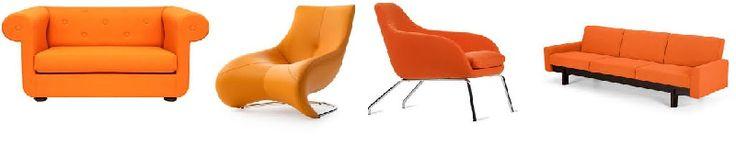 sofá-laranja