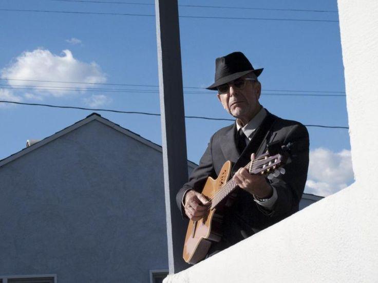 Leonard Cohen, ici en 2012 à Los Angeles.