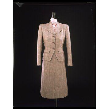 Skirt suit Utility Scheme 1942
