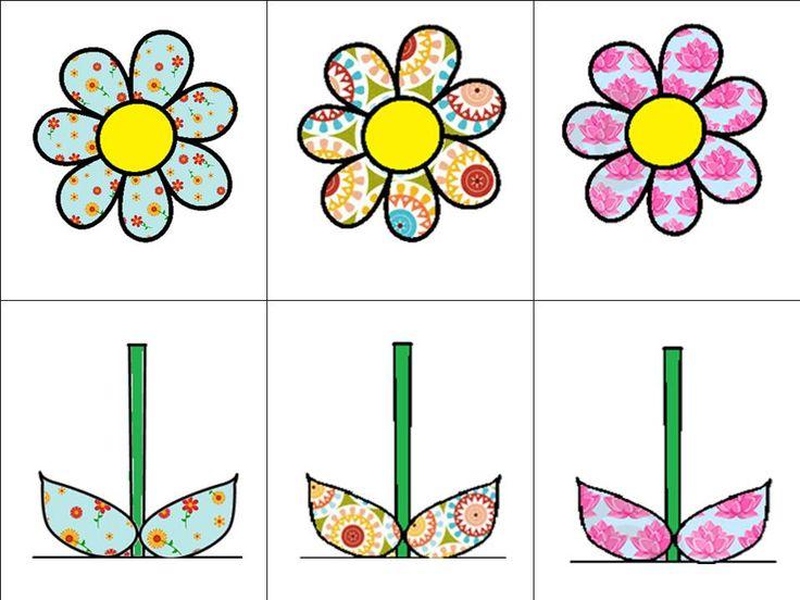 memory bloemen deel 1