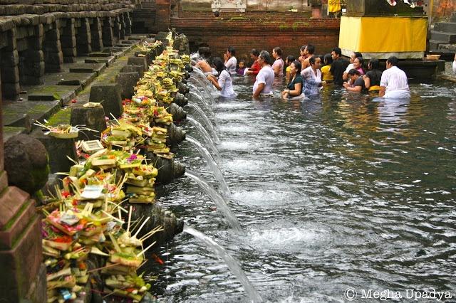 Tirtha Empul temple - Bali