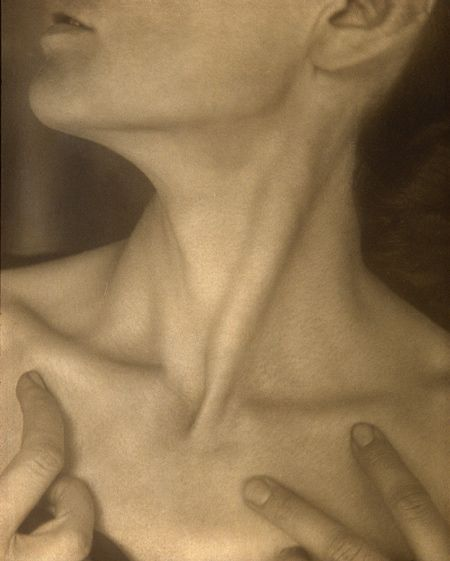 I'm a huge fan of Alfred Stieglitz. Especially his pictures of Georgia O'Keefe.