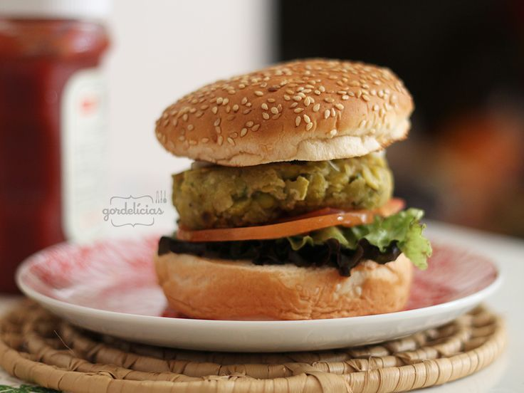 Hambúrguer de Lentilha | Gordelícias