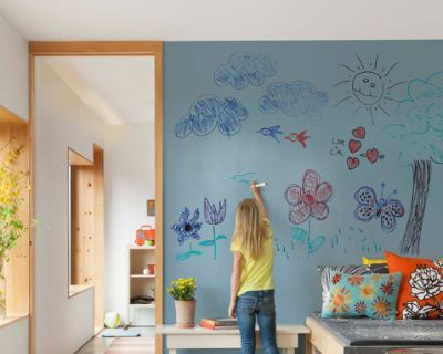 Explore Whiteboard Paint With Dulux Professional DryErase | Dulux