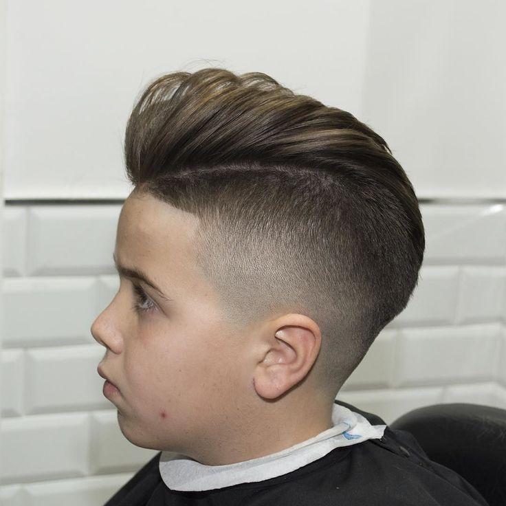 Hair Styles For Boys 101 Best Cortés Niños Images On Pinterest  Boy Hairstyles Boy Cuts