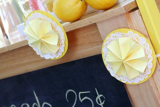 Lemon Wheels www.fiskars.com