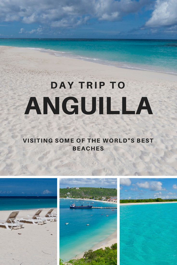 During my day trip to Anguilla, I visited both Shoal Bay and Rendezvous Bay. The tiny, pancake-flat island has some of the best beaches in the world.