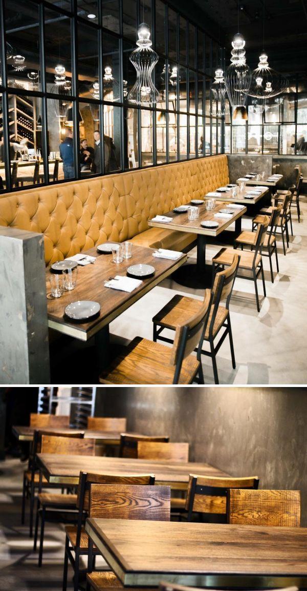 Industic Decor With Images Bar Design Restaurant Cafe Design