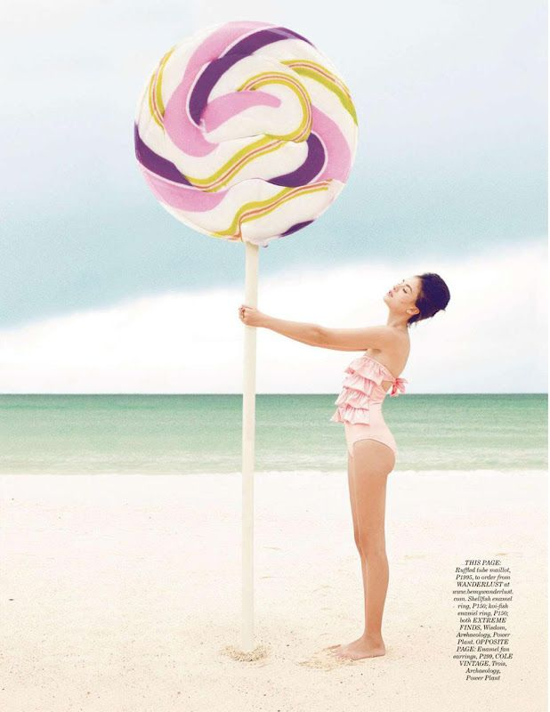 #houseofstyle | Valerie Weigmann at PMAP in Editorial for Preview Magazine (March 2012)