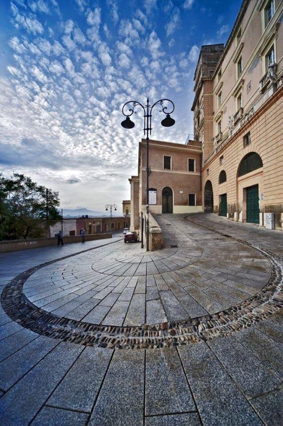Cagliari, Sardinia Palazzo Boyl