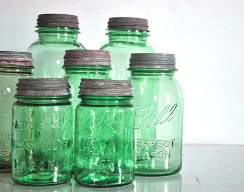 Ball Mason Jars #heritagecollection