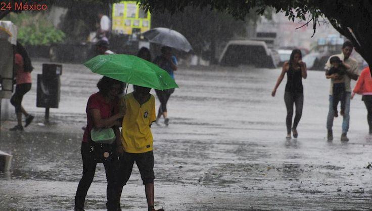 El huracán Katia ocasionará lluvia en 13 entidades de México