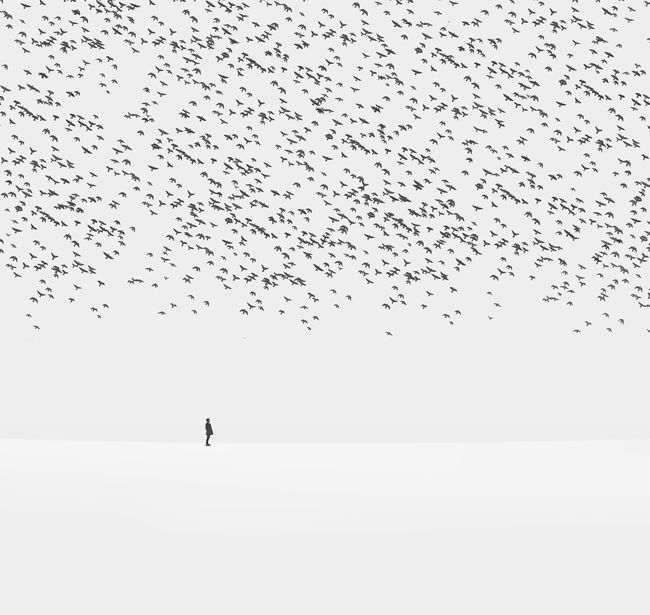 More Breathtakingly Surreal Photos by Hossein Zare - My Modern Met