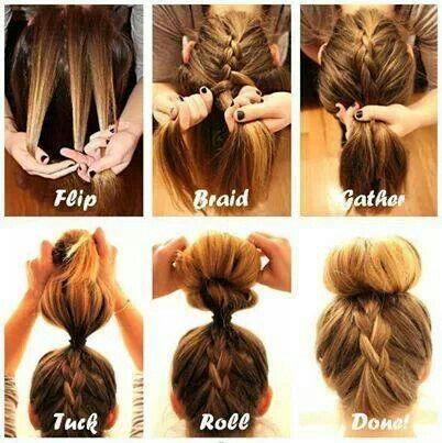 Step by step girls