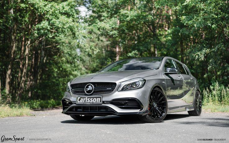 Po kilku miesiącach prac nasze #GranDemo jest już gotowe! Z dumą przedstawiamy pierwszy egzemplarz na świecie Carlssona CA45 powstały na bazie Mercedesa-AMG A 45 facelift 2015!  Relacja wraz ze zdjęciami od odbioru auta do efektu końcowego na naszym blogu - zobacz, jak powstawało GranDemo!  http://gransport.pl/blog/grandemo-05-carlsson-ca45-my15-gotowy/  GranSport - Luxury Tuning & Concierge http://gransport.pl/index.php/