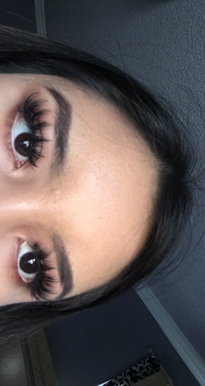 Koko Lashes in the style Stella