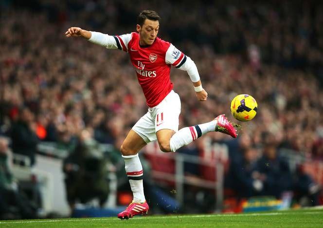 ~ Mesut Ozil of Arsenal FC ~