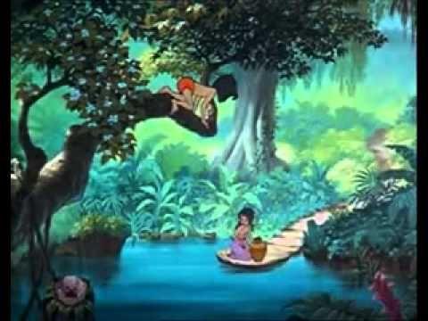 Le livre de la jungle - Claire Guyot (1997) - YouTube