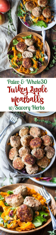 paleo-whole30-turkey-apple-meatballs-with-savory-herbs