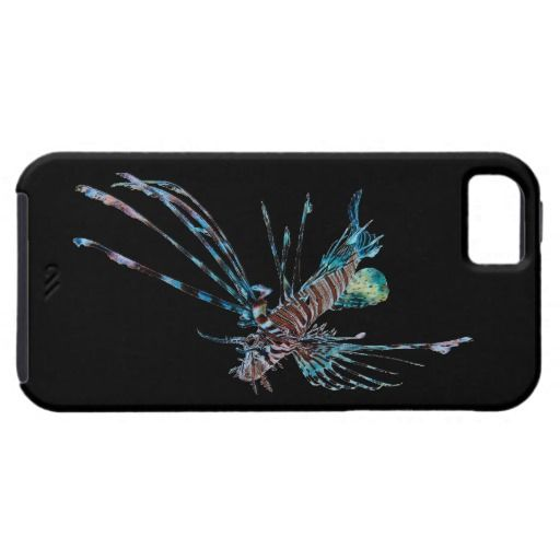 Many thanks to Jackie from Wollongong Australia for purchasing this cool Lionfish iphone 5 case