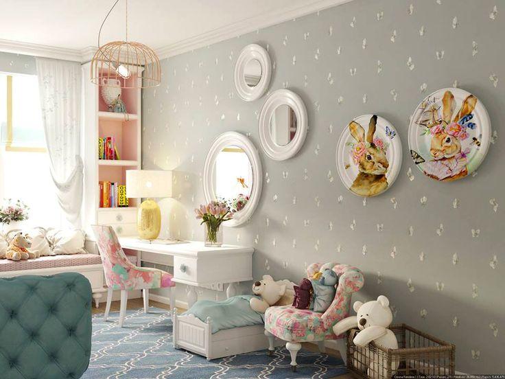 Интерьер детской комнаты с эксклюзивной мебелью от RONDINI HOME фото 05