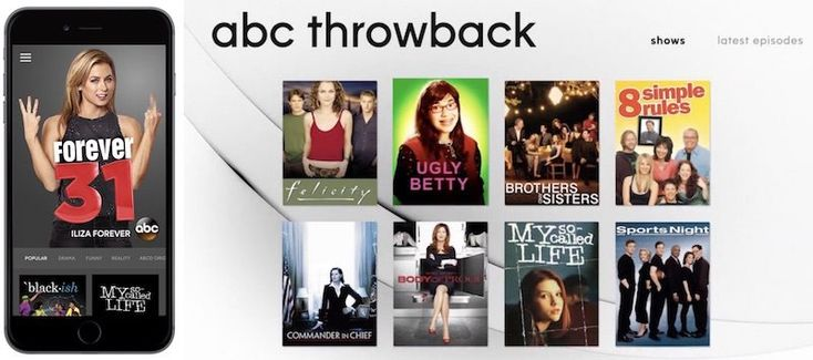 ABC Rebrands iOS and Apple TV Apps With 'Throwback' Shows and New Interface - https://www.aivanet.com/2016/07/abc-rebrands-ios-and-apple-tv-apps-with-throwback-shows-and-new-interface/