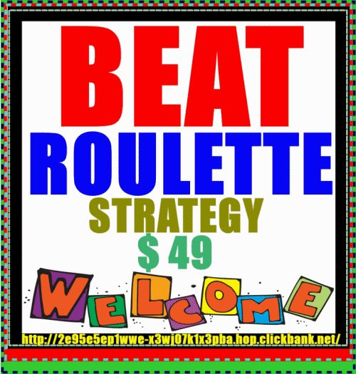 how to play roulette strategy