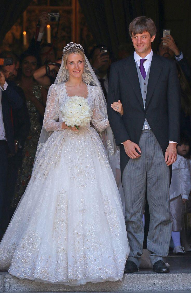 Prinzessin Ekaterina Von Hannover 15 Spannende Fakten Braut Ungewohnliche Brautkleider Royale Hochzeiten