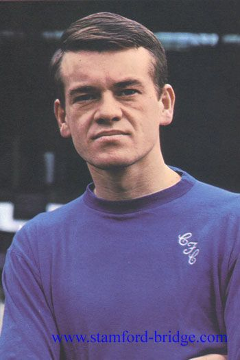Chelsea Player Eddie McCreadie