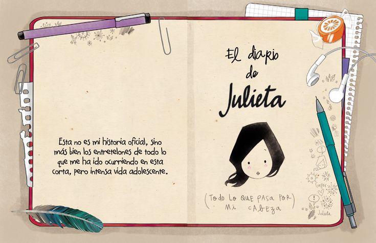 El diario de Julieta