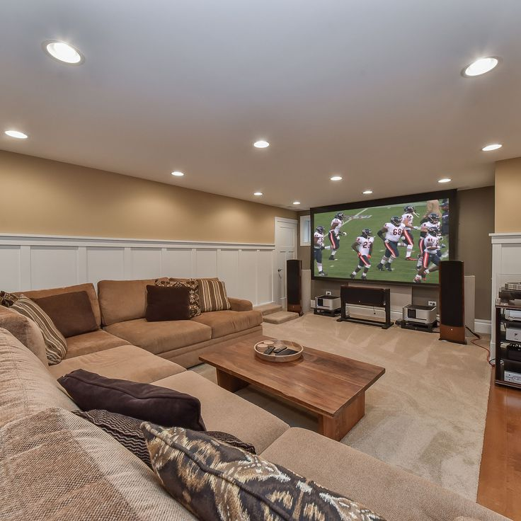 What A Great # Theater Room! #fb #sebringservices