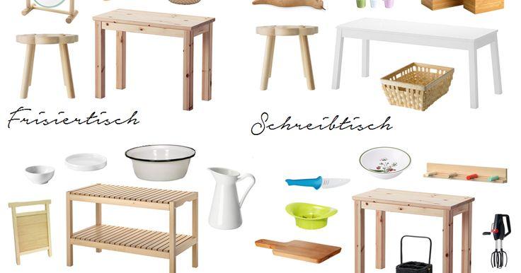 1000 ideas about ikea montessori on pinterest for Montessori da ikea