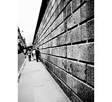 #PhotographicPrint #Photography #UrbanPhotography #People #Architecture #Urban #BlackAndWhite #Lines #Perspective