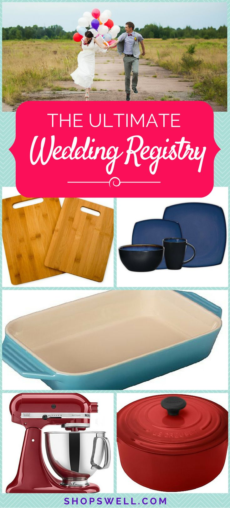 What Items Did You Add To Your Wedding Registry Get Started By Browsing This List