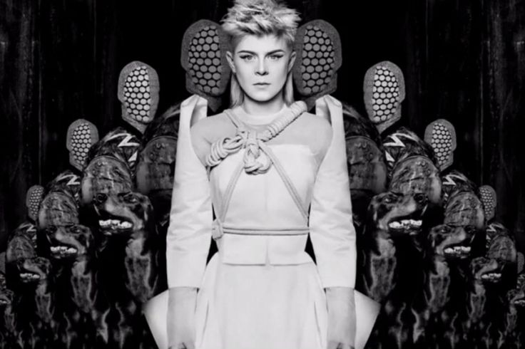 "Watch Robyn's new music video for ""Monument"""