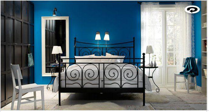 Le 25 migliori idee su arredamento camera da letto blu su for 8 piani di casa di camera da letto