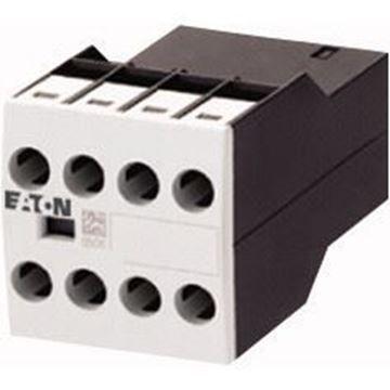 Bloc contacte auxiliare Eaton, DILA-XHI04 http://www.etbm.ro/eaton