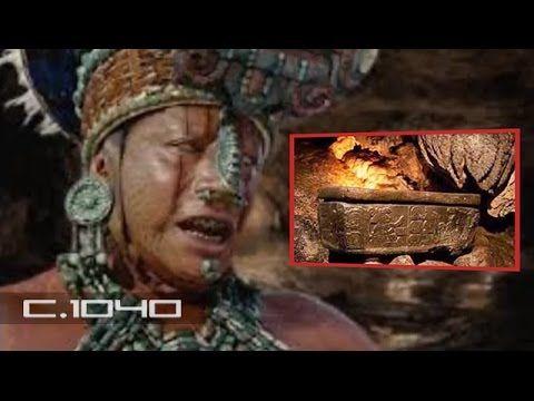Sacerdote Maya de 1000 años de edad aún sigue custodiando los tesoros de...