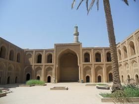 Abbasid Palace - Castles, Palaces and Fortresses