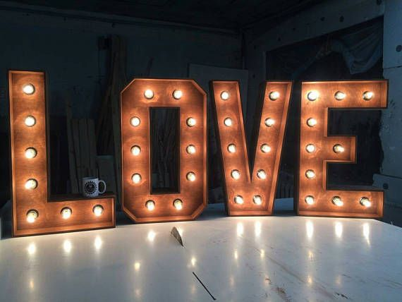 Lighted Marquee Letters Wedding Initials Wedding Initials Light Up Letter Letter Lights Big Name In 2020 Lighted Marquee Letters Light Up Letters Wedding Initials