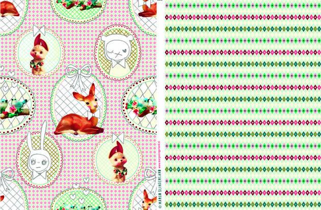 Free download dutch designer Margo Slingerland 101 woonideeen