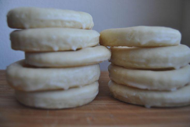 DIY Krispy Kreme Doughnuts