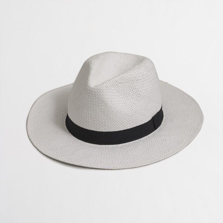 Factory panama hat : Hats | J.Crew Factory