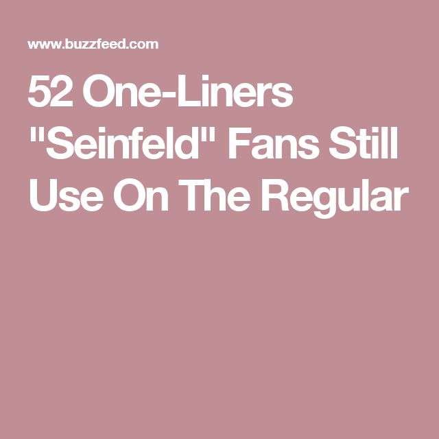 Friends Quotes Tv One Liners: 1000+ Ideas About Seinfeld On Pinterest